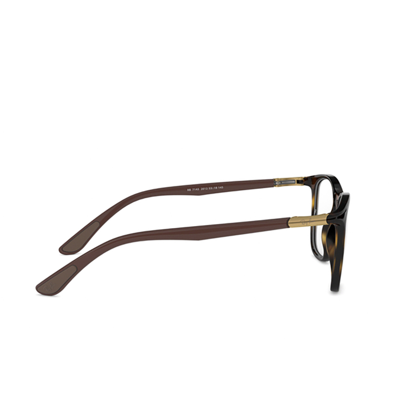Ray-Ban® Square Eyeglasses: RX7143 color 2012.