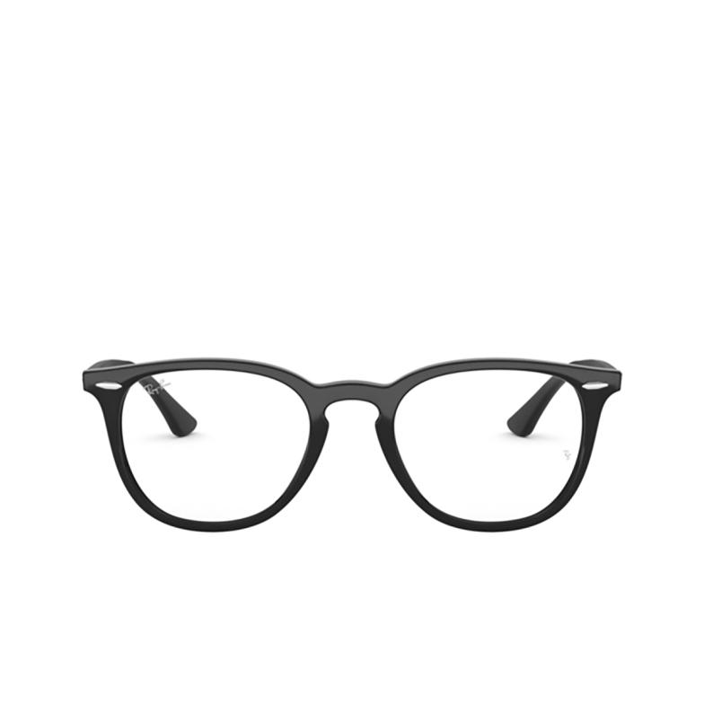 Ray-Ban® Square Eyeglasses: RX7159 color Black 2000.