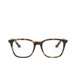 Ray-Ban® Eyeglasses: RX7177 color Havana 2012.