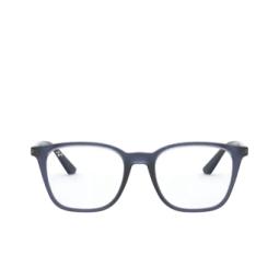 Ray-Ban® Eyeglasses: RX7177 color Transparent Violet 5995.