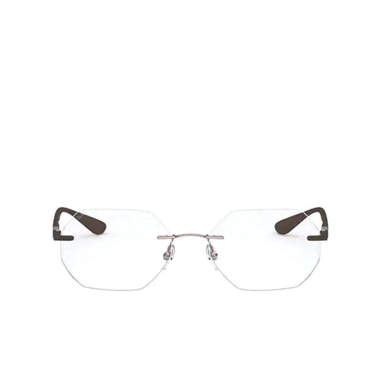 Ray-Ban® Irregular Eyeglasses: RX8765 color Light Brown 1131.