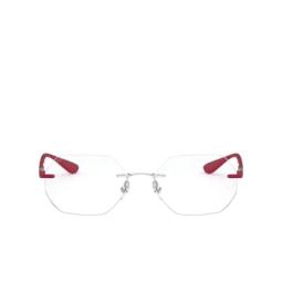 Ray-Ban® Eyeglasses: RX8765 color Shiny Silver 1215.