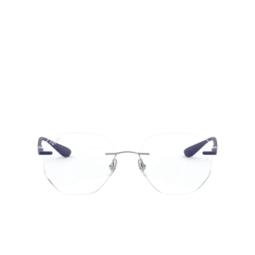 Ray-Ban® Eyeglasses: RX8766 color Shiny Silver 1216.