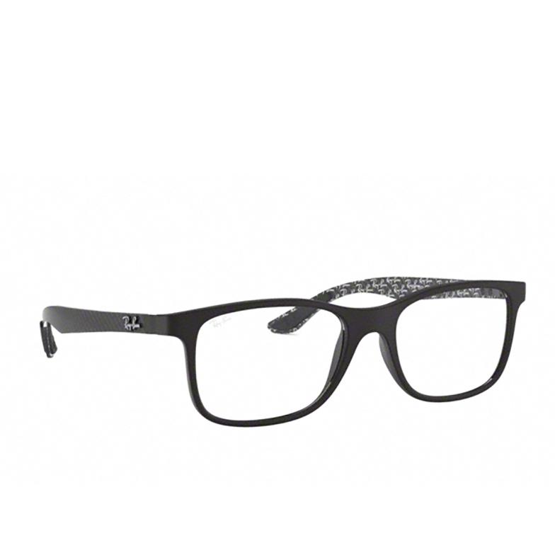 Ray-Ban® Square Eyeglasses: RX8903 color Matte Black 5263.