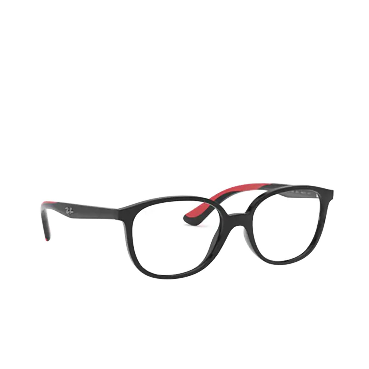 Ray-Ban® Square Eyeglasses: RY1598 color Black 3831.
