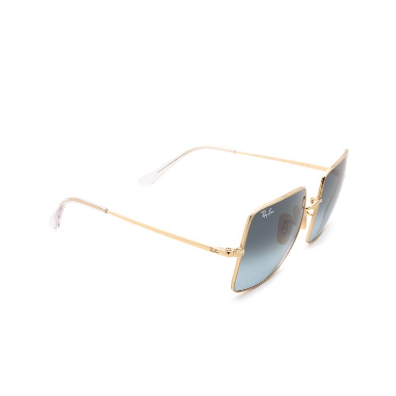 Ray-Ban® Square Sunglasses: Square RB1971 color 001/3M.