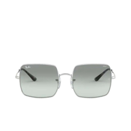 Ray-Ban® Sunglasses: Square RB1971 color Silver 9149AD.
