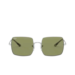 Ray-Ban® Square Sunglasses: Square RB1971 color Silver 91974E.
