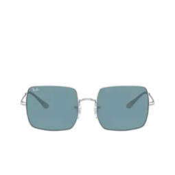 Ray-Ban® Sunglasses: Square RB1971 color Silver 919756.