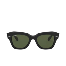 Ray-Ban® Sunglasses: State Street RB2186 color Black 901/31.