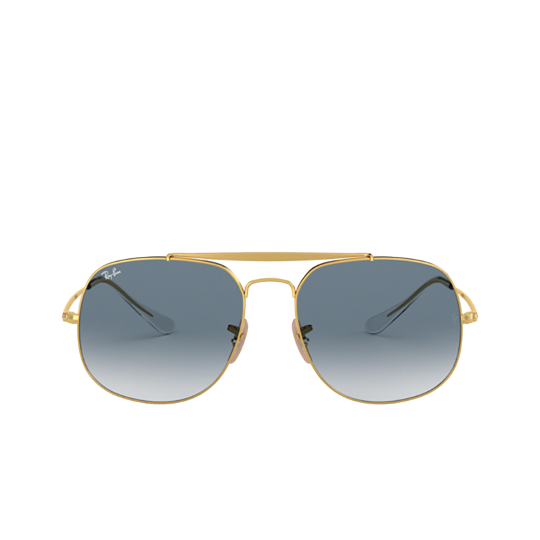 Ray-Ban® Square Sunglasses: The General RB3561 color Arista 001/3F.
