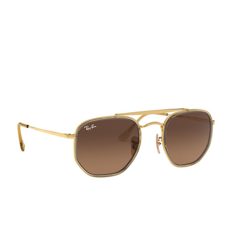 Ray-Ban® Aviator Sunglasses: The Marshal Ii RB3648M color Arista 912443.
