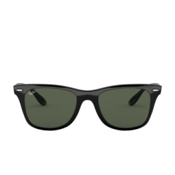 Ray-Ban® Sunglasses: Wayfarer Liteforce RB4195 color Black 601/71.