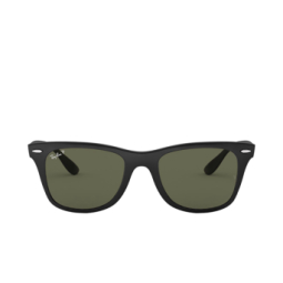 Ray-Ban® Sunglasses: Wayfarer Liteforce RB4195 color Matte Black 601S9A.