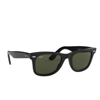 Ray-Ban® Square Sunglasses: Wayfarer RB2140 color Black 901.