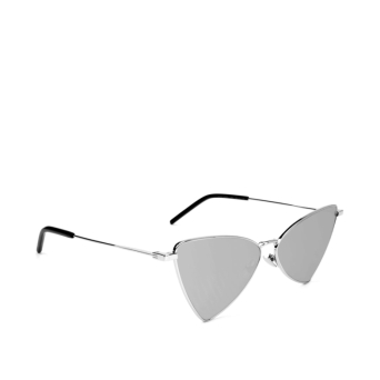 Saint Laurent® Irregular Sunglasses: Jerry SL 303 color Silver 003.