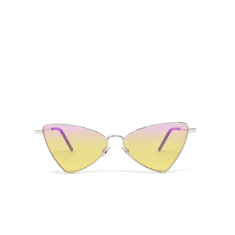 Saint Laurent® Irregular Sunglasses: Jerry SL 303 color Silver 005.