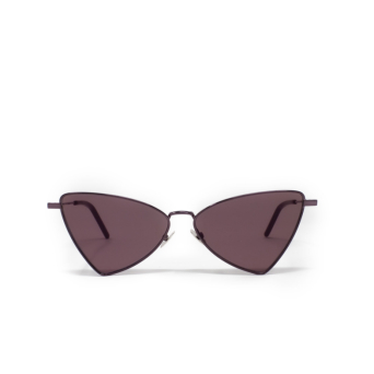 Saint Laurent® Irregular Sunglasses: Jerry SL 303 color Pink 007.