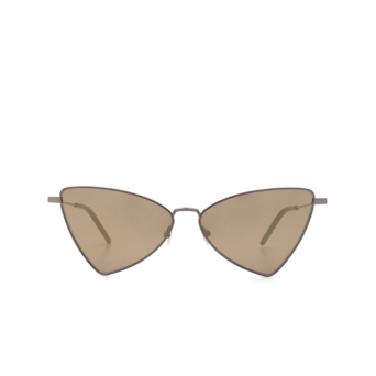 Saint Laurent® Irregular Sunglasses: Jerry SL 303 color Ruthenium 008.