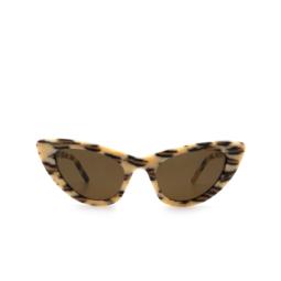 Saint Laurent® Sunglasses: Lily SL 213 color Ivory 014.