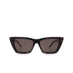 Saint Laurent® Sunglasses: Mica SL 276 color Black 017.
