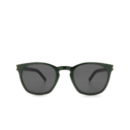 Saint Laurent® Sunglasses: SL 28 SLIM color Green 005.