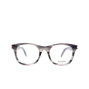 Saint Laurent® Square Eyeglasses: SL 286 SLIM color Havana 011.