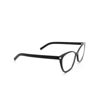 Saint Laurent® Cat-eye Eyeglasses: SL 287 SLIM color Black 001.