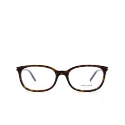 Saint Laurent® Eyeglasses: SL 297 color Havana 006.
