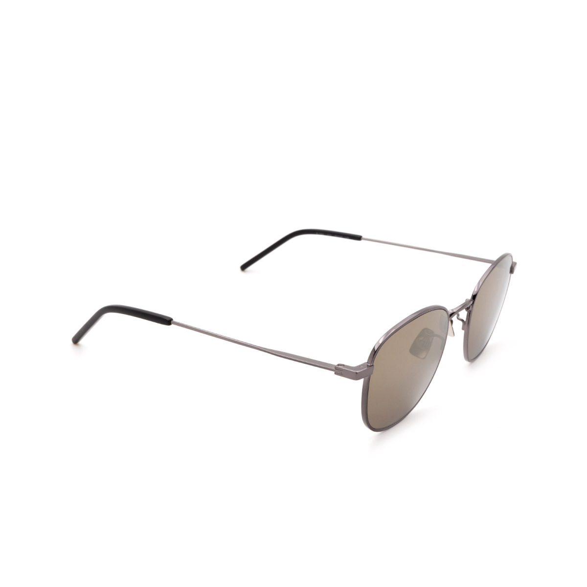 Saint Laurent® Square Sunglasses: SL 299 color Ruthenium 007.
