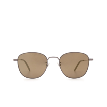 Saint Laurent® Square Sunglasses: SL 299 color Ruthenium 007.