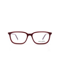 Saint Laurent® Eyeglasses: SL 308 color Red 004.