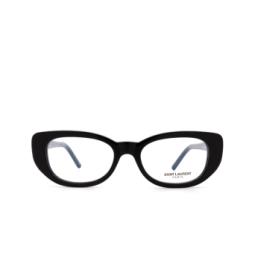 Saint Laurent® Eyeglasses: SL 316 BETTY OPT color Black 001.