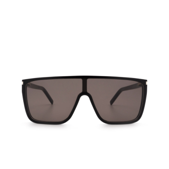 Saint Laurent® Mask Sunglasses: SL 364 MASK ACE color Black 001.
