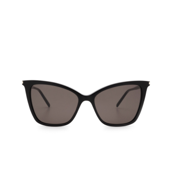 Saint Laurent® Cat-eye Sunglasses: SL 384 color Black 001.