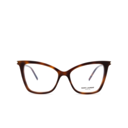 Saint Laurent® Eyeglasses: SL 386 color Havana 002.