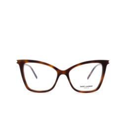 Saint Laurent® Eyeglasses: SL 386 color Havana 006.