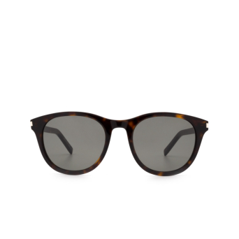 Saint Laurent® Round Sunglasses: SL 401 color Havana 006.