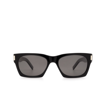 Saint Laurent® Rectangle Sunglasses: SL 402 color Black 005.