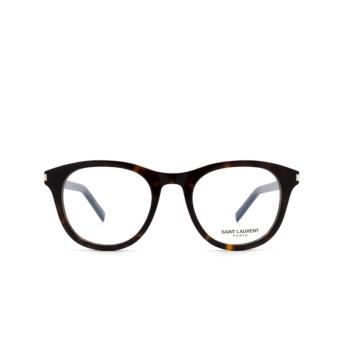 Saint Laurent® Round Eyeglasses: SL 403 color Havana 002.