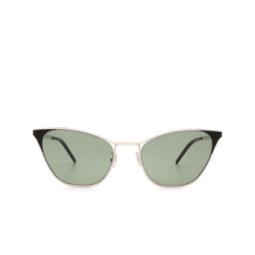 Saint Laurent® Sunglasses: SL 409 color Silver 003.