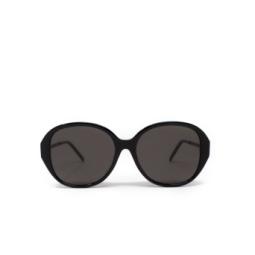 Saint Laurent® Sunglasses: SL M48S_B/K color Black 001.
