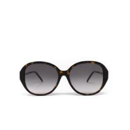 Saint Laurent® Sunglasses: SL M48S_B/K color Dark Havana 004.