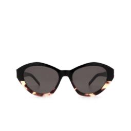 Saint Laurent® Sunglasses: SL M60 color Havana 004.