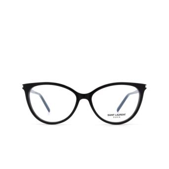 Saint Laurent® Cat-eye Eyeglasses: SL 261 color Black 001.
