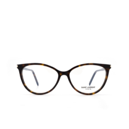 Saint Laurent® Eyeglasses: SL 261 color Havana 002.
