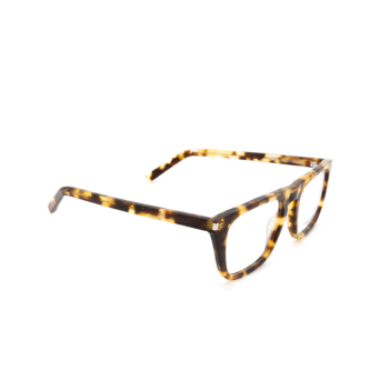 Saint Laurent® Square Eyeglasses: SL 343 color Havana 005.