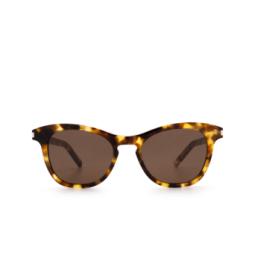 Saint Laurent® Sunglasses: SL 356 color Havana 004.