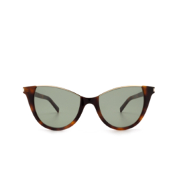 Saint Laurent® Sunglasses: Stella SL 368 color Havana 002.