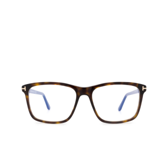 Tom Ford® Square Eyeglasses: FT5479-B color Dark Havana 052.